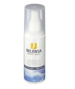 BELENSA SPRAY DESODORANTE ANTITRANSPIRABLE 125ML