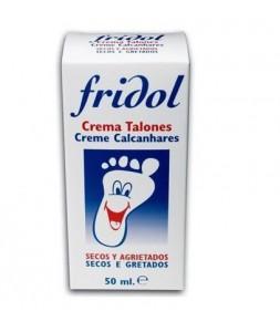 FRIDOL CREMA TALONES SECOS Y AGRIETADOS 50ML.