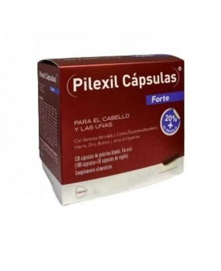 PILEXIL PILEXIL CAPSULAS FORTE 120CAPS