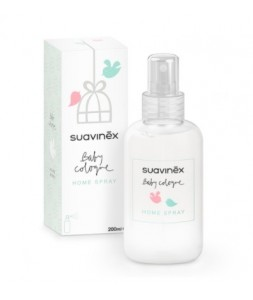 SUAVINEX HOME SPRAY BABY COLOGNE 200ML.