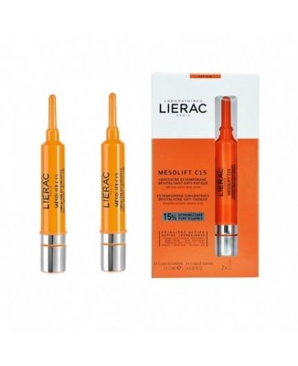 LIERAC MESOLIFT C15 ANTIFATIGA 2X1