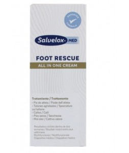 SALVELOX FOOT RESCUE CREAM ALL IN ONE 100ML