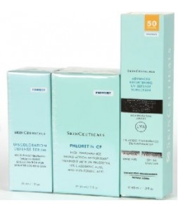 SKINCEUTICALS COFRE PHLORETIN+DISCOLORATION+ADVANCED