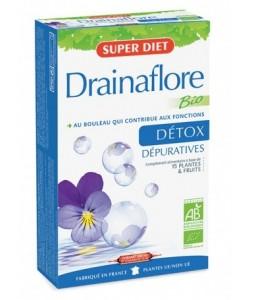 SUPER DIET DRAINAFLORE 20VIALES